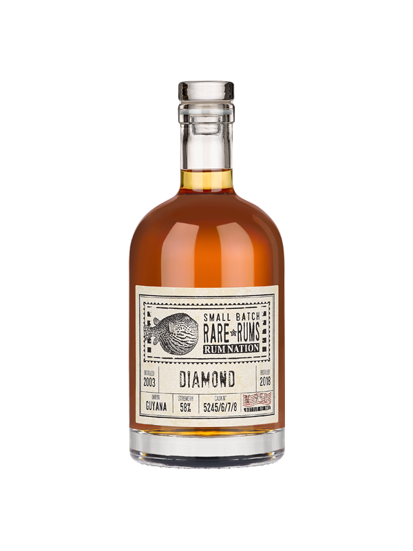 Rum Nation Rare Rums Diamond 15 år