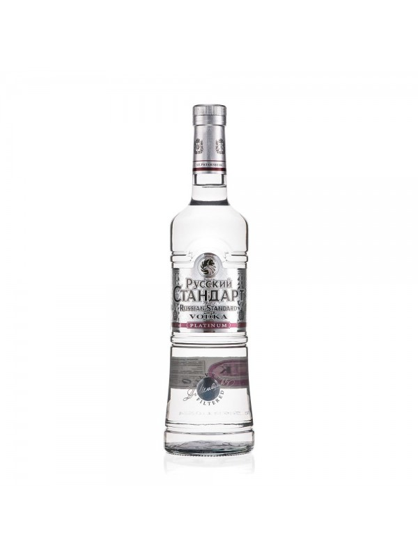Russian Standard Platinum Vodka 40% 1 liter-30