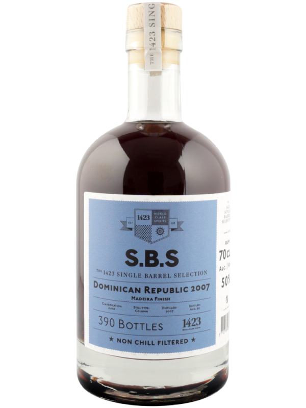 SBS 2007 Dominican Republic 2020 Edition Madeira Finish rom