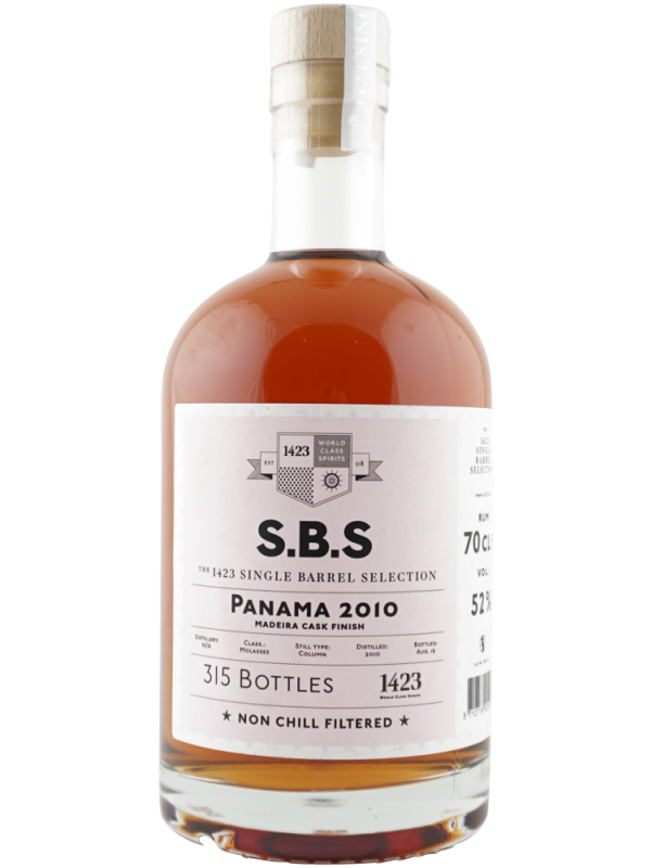 SBS Panama 2010 Single Barrel Selection Edition 2019 rom