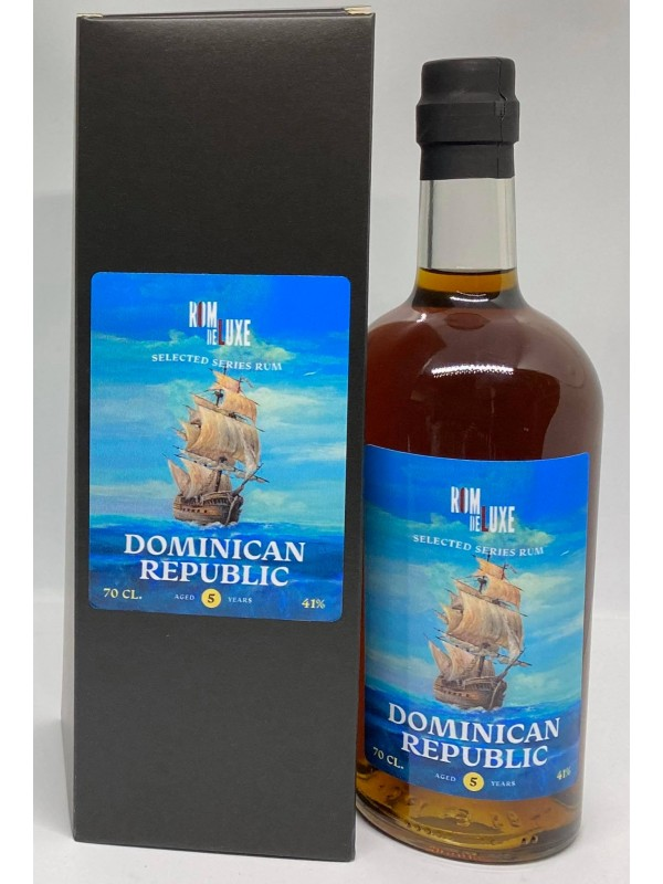 Selected Series Rum Dominican Republic Rom de Luxe