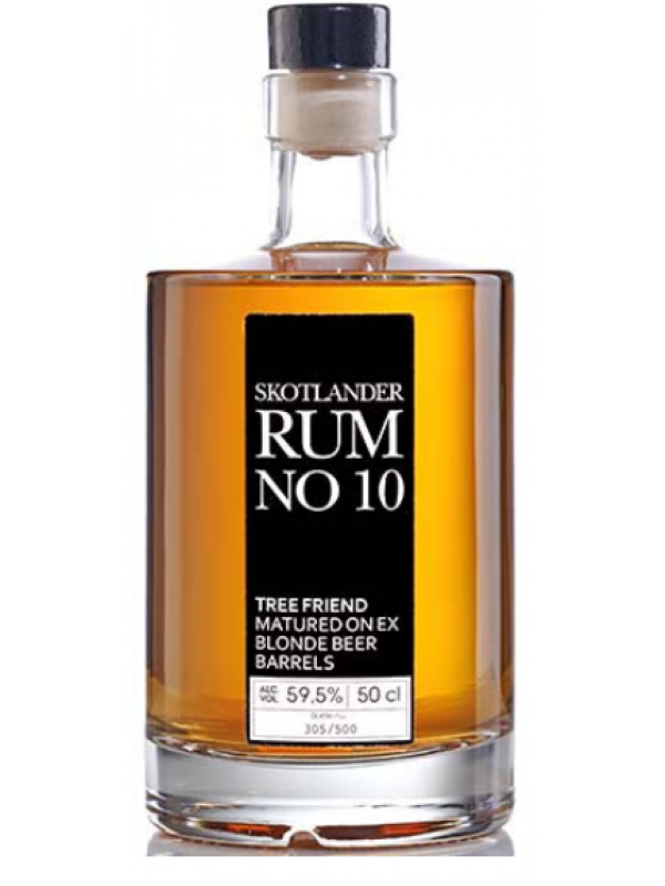 Skotlander Rum No. 10 Tree Friend rom