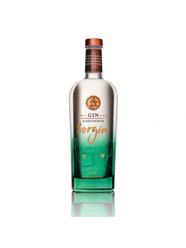 Sorgin Small Batch Gin fra Frankrig