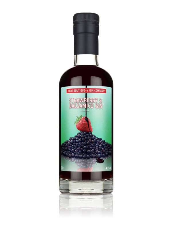 Strawberry & Balsamico Gin - That Boutique-y Gin Company