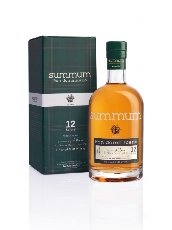 Summum Solera 12 år Whisky Finish Rum
