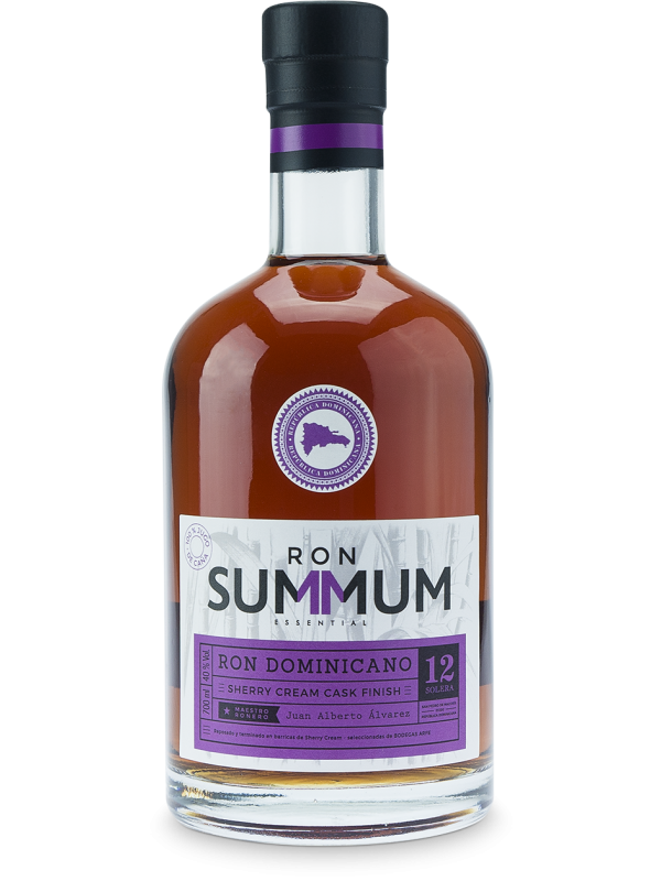 Summum Solera 12 år Sherry Cream Cask Finish Rum