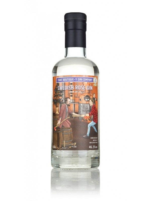 Swedish Rose Gin That Boutique-y Gin Company billede