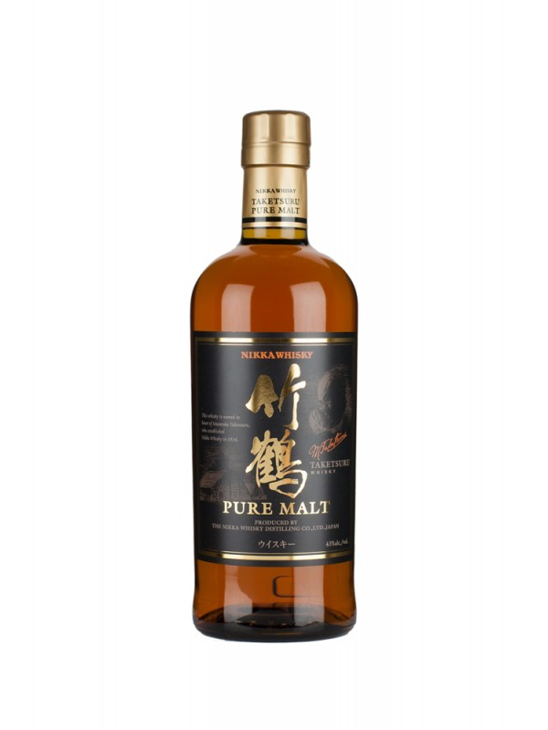 Nikka Taketsuru Pure Malt 43% 70cl Whisky fra Japan-30