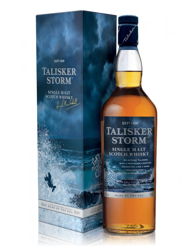 Talisker Storm Single Malt Scotch Whisky 45,8% 70cl-30