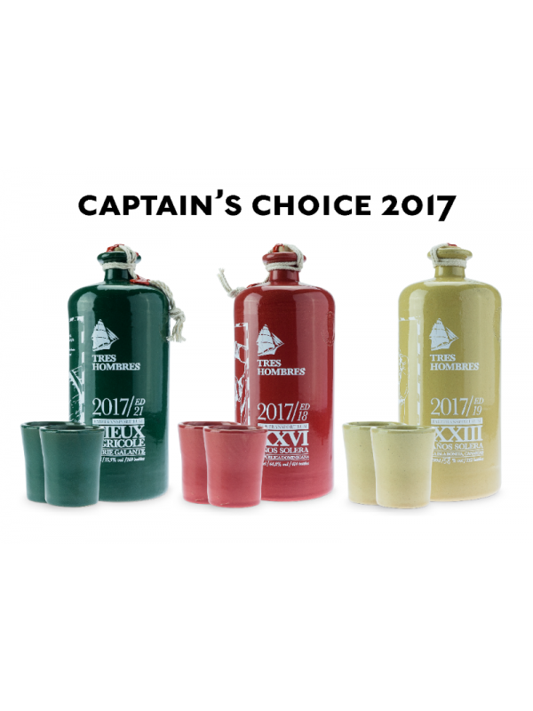 Tres Hombres Edition 19 La Palma 2017 Captains Choice rom
