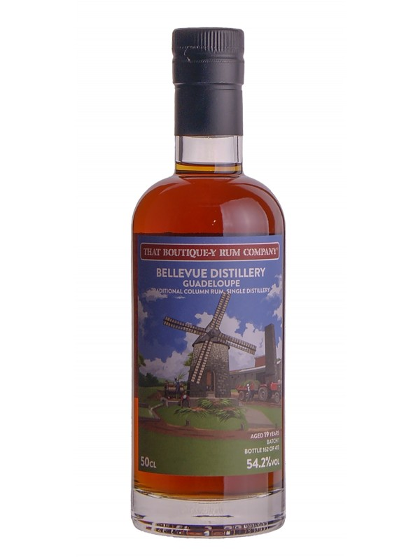 That Boutique-y Rum Company Bellevue Distillery Guadeloupe
