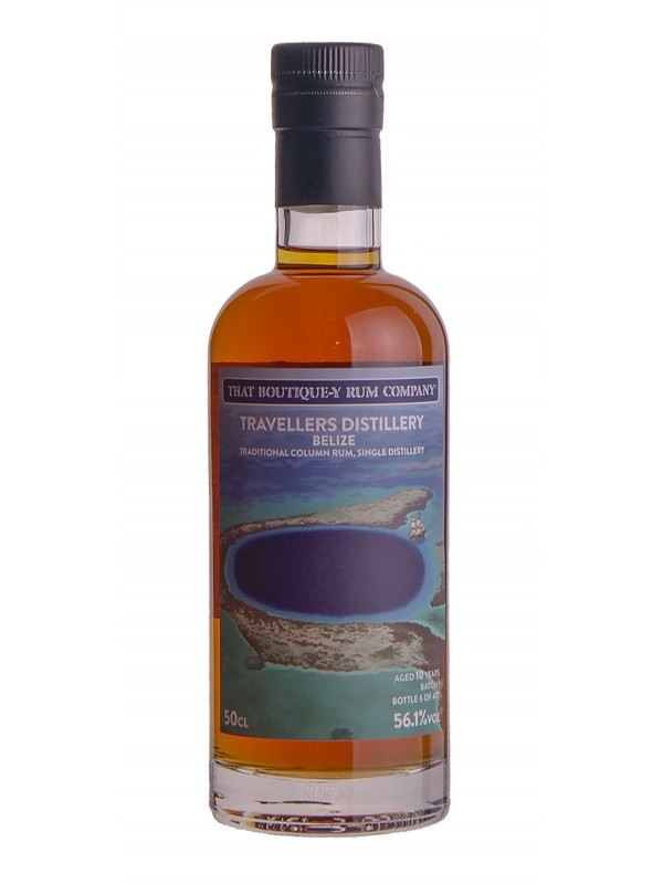 That Boutique-y Rum Company Travellers Distillery rom