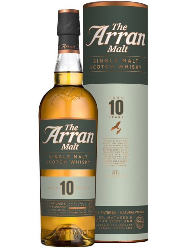 The Arran 10 år Single Island Malt Whisky