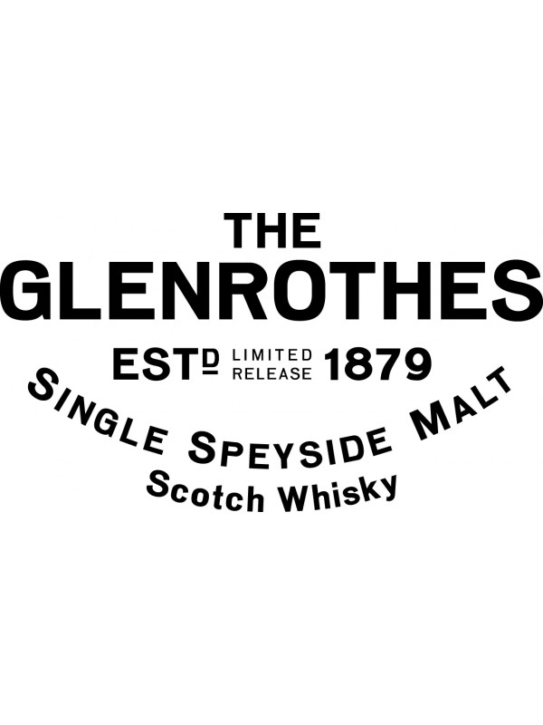 The Glenrothes Select Reserve Single Malt Whisky 43% 70cl-30