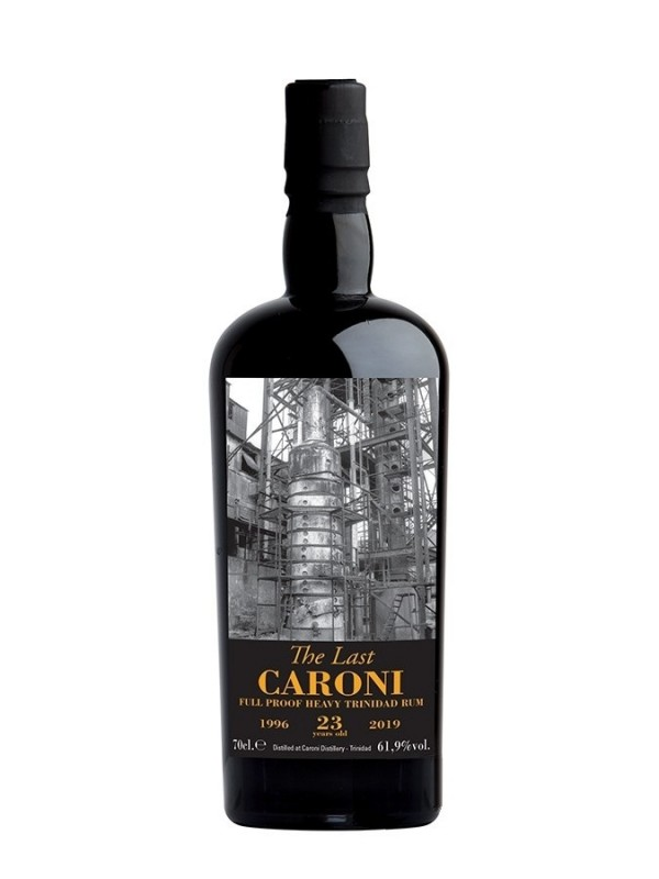 The Last Caroni 23 YO Full Proof Blended Trinidad Rum