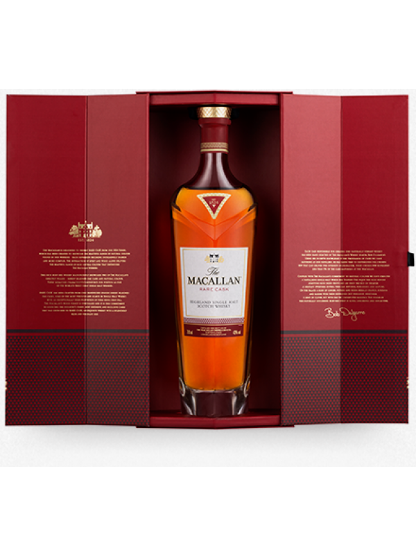 The Macallan Rare Cask Series Single Malt Whisky 43% 70cl-30
