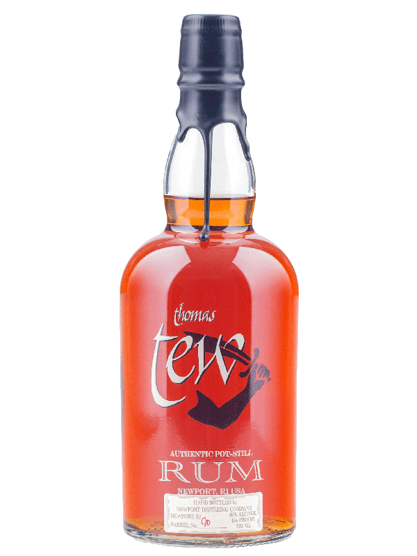Thomas Tew Pot Still Rum 42% 75cl-30