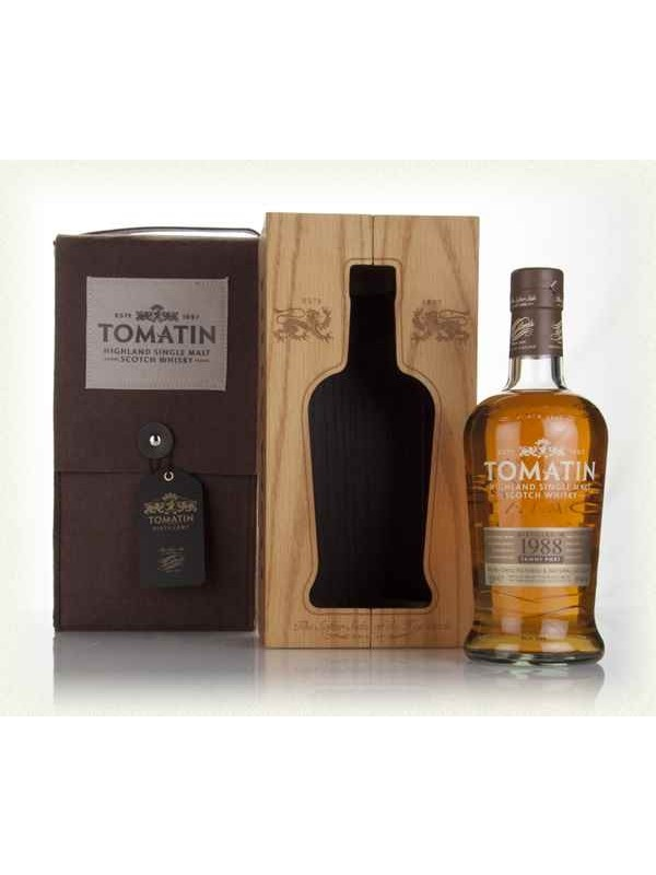 Tomatin 27 år 1988 Batch 3 Single Malt Scotch Whisky