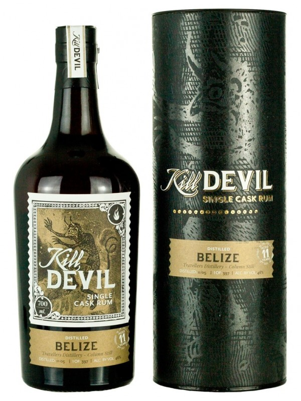 Kill Devil Belize Rum 11 år