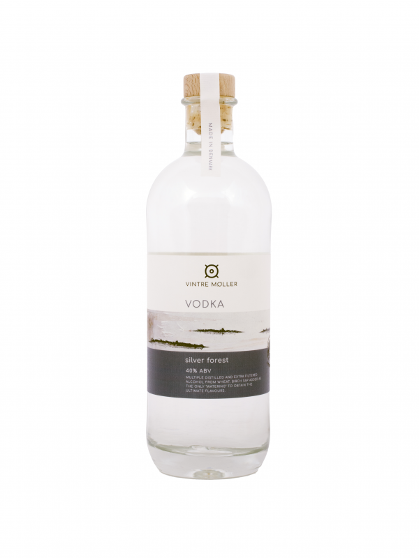 Vintre Møller Vodka Silver Forest