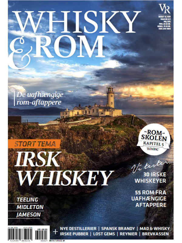 Whisky og Rom Magasinet Nr. 21-30