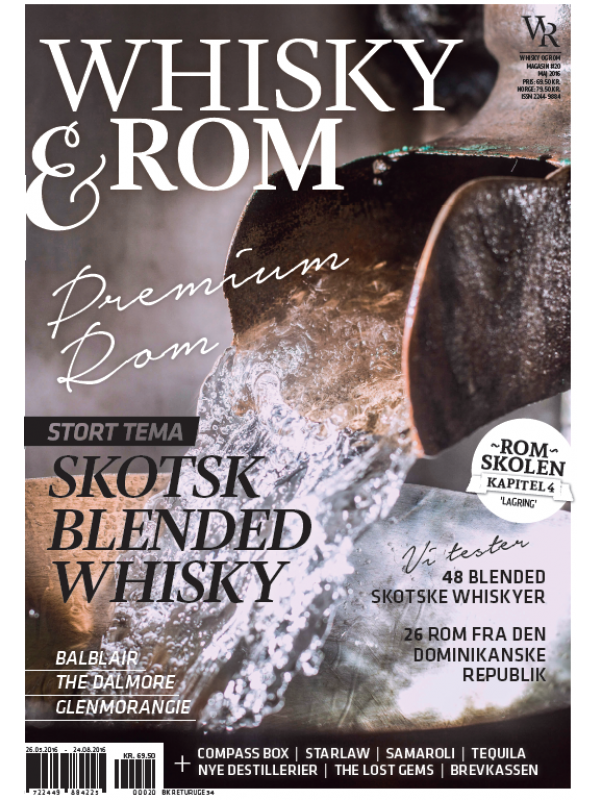 Whisky og Rom Magasinet Nr. 20-30