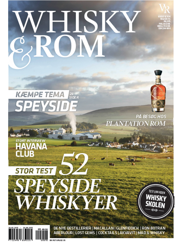 Whisky og Rom Magasinet Nr. 16-30