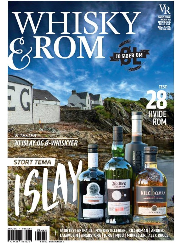 Whisky og Rom Magasinet Nr. 22