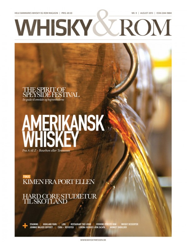 Whisky og Rom Magasinet Nr. 9-30