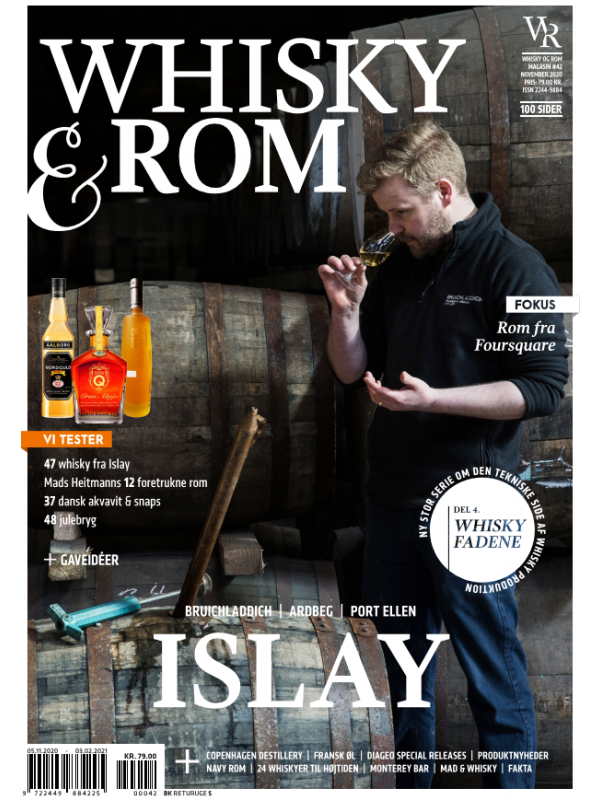 Whisky og Rom Magasinet nr. 42