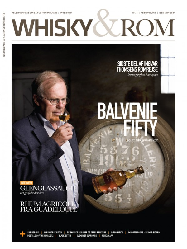 Whisky og Rom Magasinet Nr. 7-30