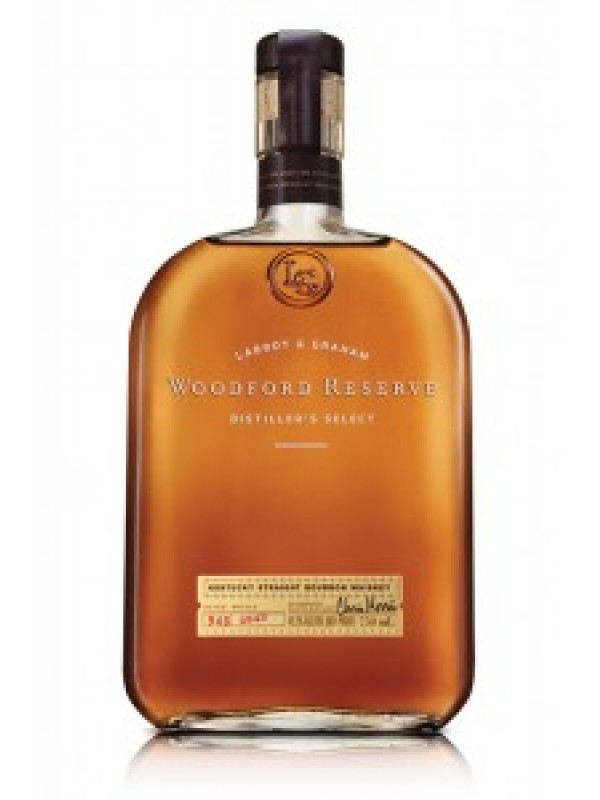 Woodford Reserve Bourbon Whiskey 43,2% 70cl-30