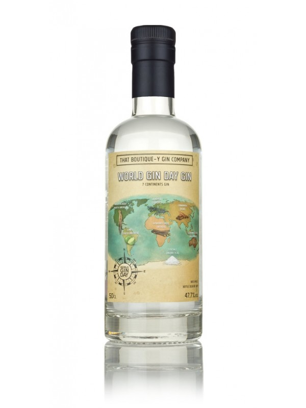 World Day Gin Day- That Boutique-y Gin Company