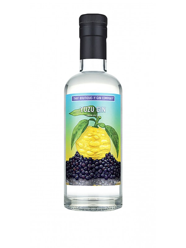 Yuzu Gin That Boutique-y Gin Company flaske