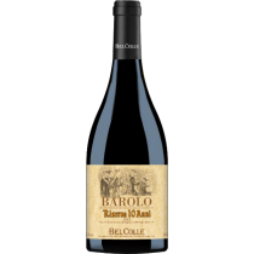 Barolo Riserva 10 Anni 2020 - Rødvin fra Piemonte, Italien