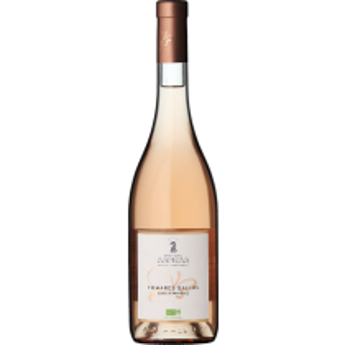 Tomares Ballus Rosé 2020 - Rosevin fra Château Aspras - Côtes de Provence, Provence, Frankrig