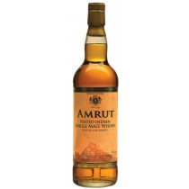 Amrut Peated Single Malt 46% 70cl Whisky fra Indien-20