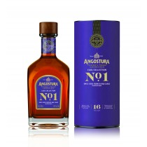 Angostura Cask Collection No.1 French Oak Rum 16 år 40% 70cl Edition 2-20
