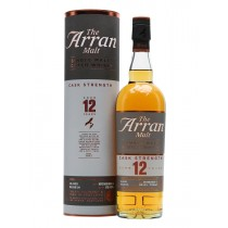 The Arran 12 år Cask Strength Single Island Malt Whisky