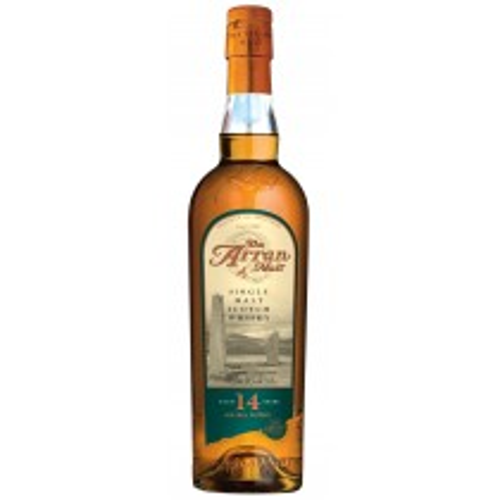 The Arran 14 års Single Island Malt Scotch Whisky