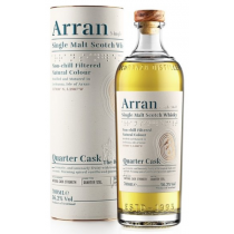 The Arran Quarter Cask Single Island Malt Whisky