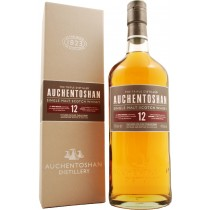 Auchentoshan 12 år Single Malt Whisky 40% 70cl-20