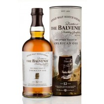 The Balvenie American Oak 12 år single malt whisky