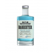 Barrister blue Gin