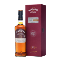 Bowmore 23 år Port Cask Matured Single Islay Malt Whisky 50,8% 70cl-20