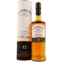 Bowmore 12 år Single Islay Malt Whisky 40% 70cl-20