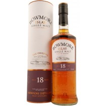 Bowmore 18 år Single Islay Malt Whisky 43% 70cl-20
