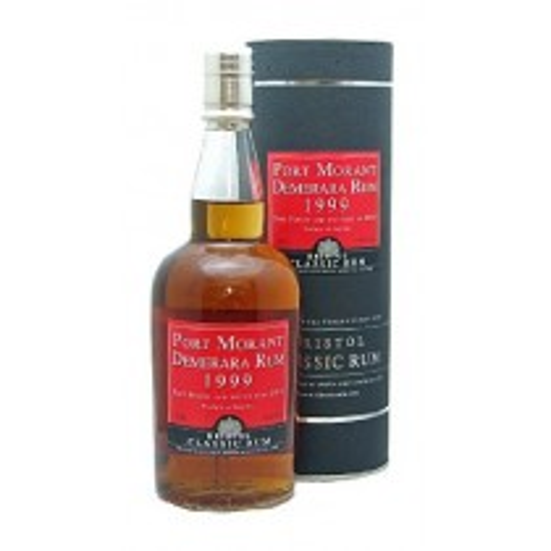 Bristol Classic Port Morant Demerara Rum 1999 American Oak 46% 70cl-20