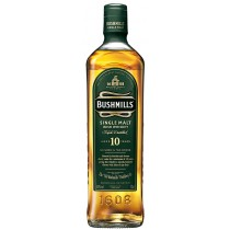 Bushmills 10 år Single Malt Irish Whiskey 40% 70cl-20