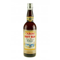 Caroni Navy Rum Extra Strong 90 Proof rom